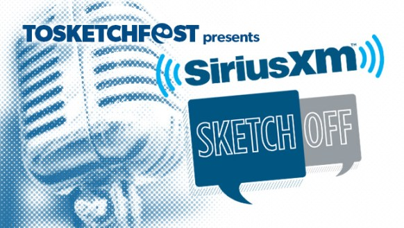 TOsketchfest presents the SiriusXM Sketch-Off