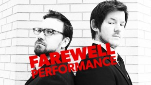 Deadpan Powerpoint - Farewell Performance