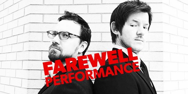 Deadpan Powerpoint - Farewell Performance