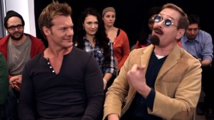 "Scott Thompson guests on ""But I'm Chris Jericho!"""