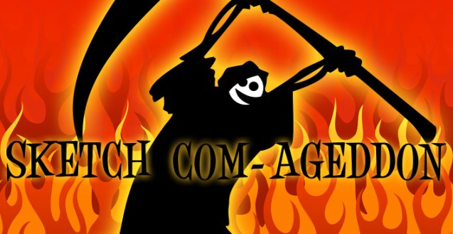 Sketch Com-Ageddon – A sketch comedy tournament of apocalyptic proportions