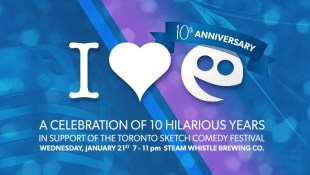I Love TOsketchfest 2015