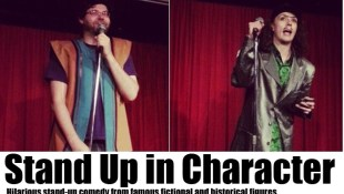 Chuckle Co. presents: Stand Up in Character