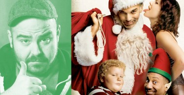 Ben Miner's Holiday Flick – Bad Santa