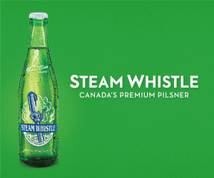 Steam Whistle – Canada's Premium Pilsener