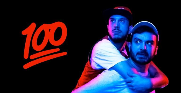 Rapp Battlez 100