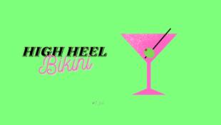 High Heel Bikini
