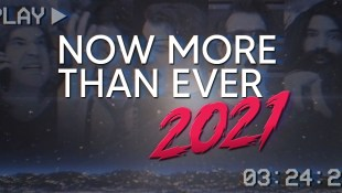 Now More Than Ever: 2021 by Jon Blair