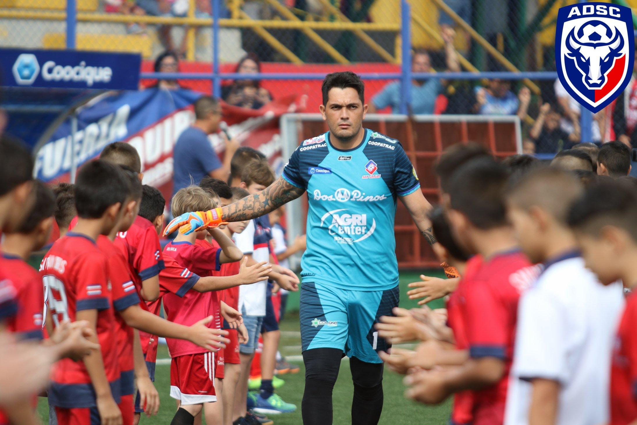 Presentación Equipo Apertura 2018 - AD San Carlos