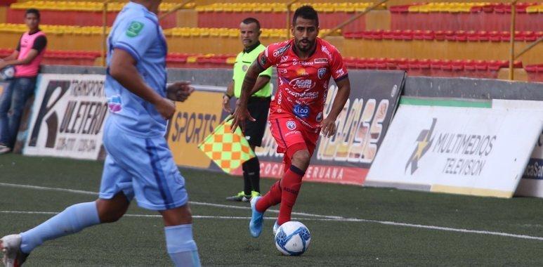 Marvin Obando ya fue operado • Asociación Deportiva San Carlos