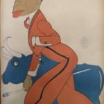 """El Semanario Nacional,México, 19 de noviembre de 1921: el """"divino calvo"""" Rafael Gómez """"Gallito"""" creador de las """"espantás"""""""