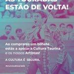 🇵🇹As touradas estão de volta :Apoia a cultura tauromáquica