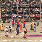 🇵🇪Williams Cárdenas:Autoridades y afición del Perú defienden con gallardía a la Fiesta de los Toros