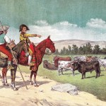 Pepe-Hillo escogiendo el toro que le mató