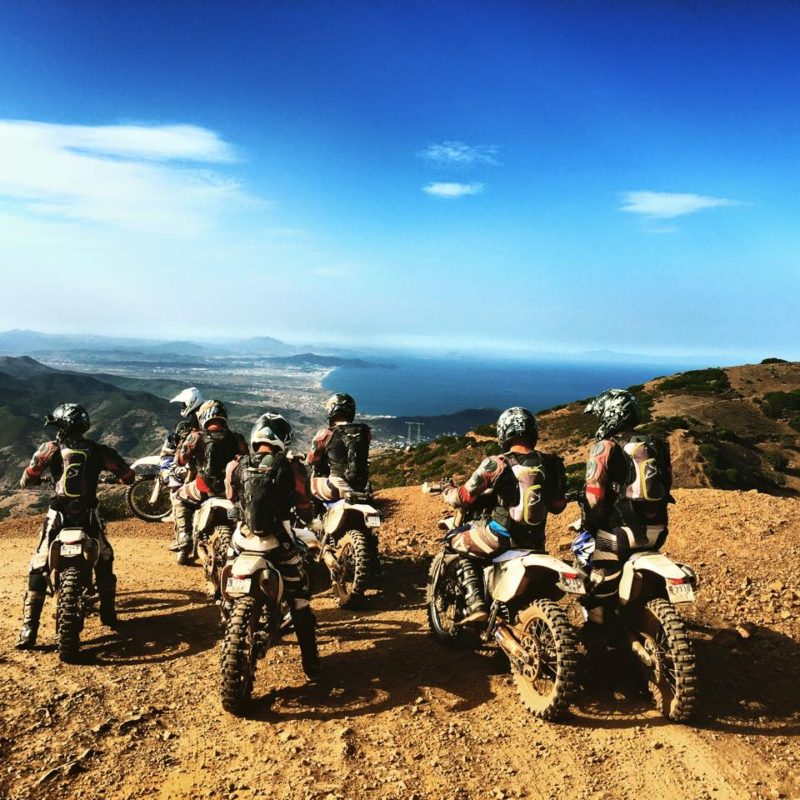 Expert Trail Riding in Morocco