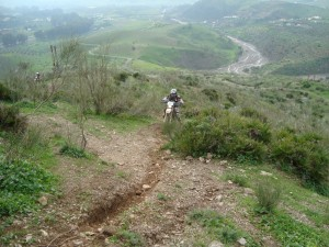 Trail Riding with ToroTrail in Spain