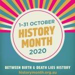 History Month logo
