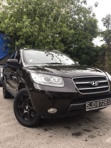 There are few options, only the single engine choice, but there's a lot of tech, a lot of refinement and a. Japanese Used Hyundai Santa Fe 2008 Suv For Sale
