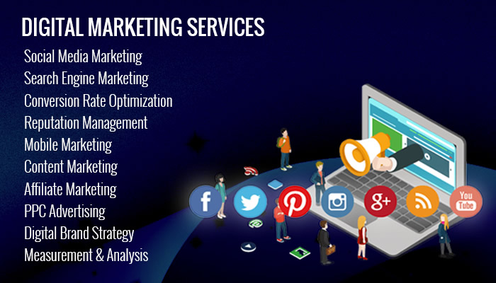 Digital Marketing Services From The Torque Network