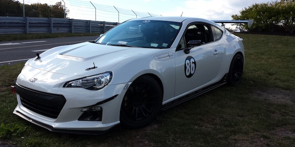 Super wild BRZ/GT86 points to a future Subaru BRZ STI