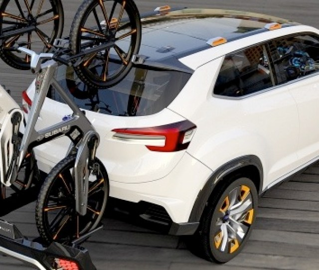 Subaru Expects New Larger  Row Crossover To Keep Sales Rolling Torque News
