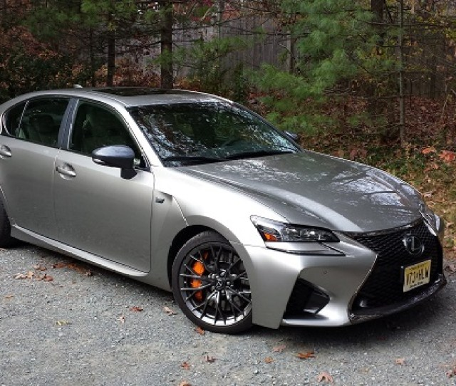 Lexus Gs F Review  Cylinders Rwd Big Brakes And Bigger Smiles Torque News