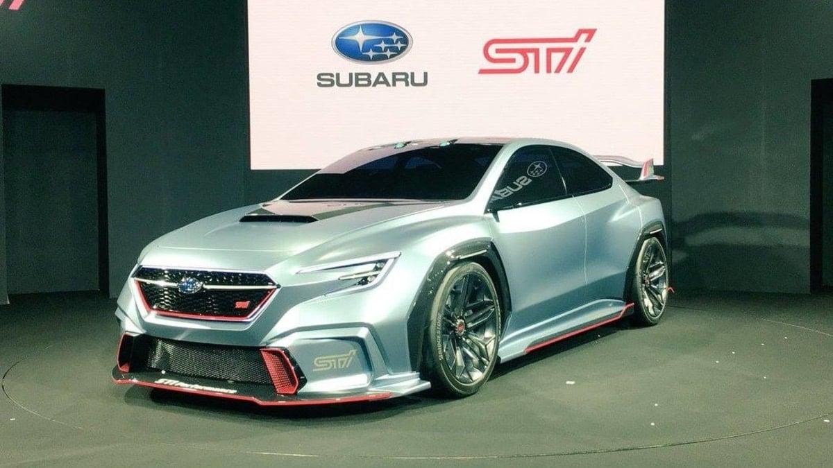 "Will Next-Gen Subaru WRX STI Get ""Bolder"" Design Or Be A ... on New Get Design  id=73508"