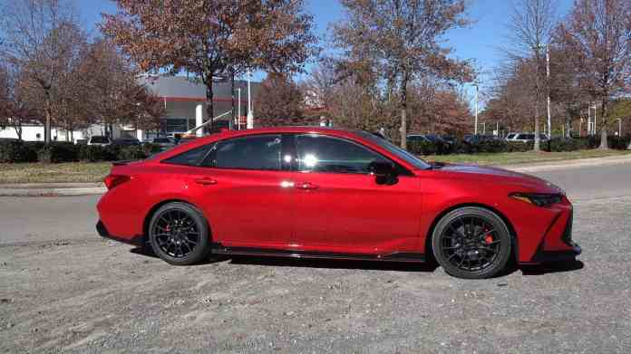 3 Things That Surprised Me About 2020 Toyota Avalon Trd Torque News