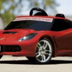 The 2014 Corvette Stingray Is The Fastest Power Wheels But Not The Fastest Kid S Car Torque News