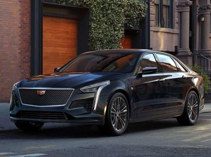 2019 Cadillac CT6 V Sport Packs Twin Turbo V8 Power