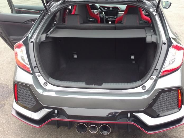 2017 civic type r exhaust modification