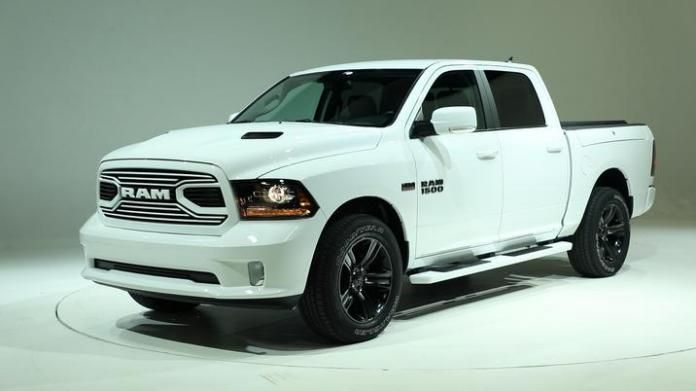 Ram Owners React To The New Grille On The 2018 Ram Sport