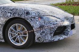 toyota-supra-prototype-spied-front-end