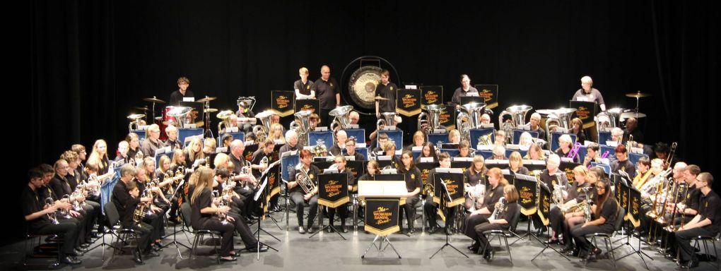 Woburn Sands Band Facebook Header Photo