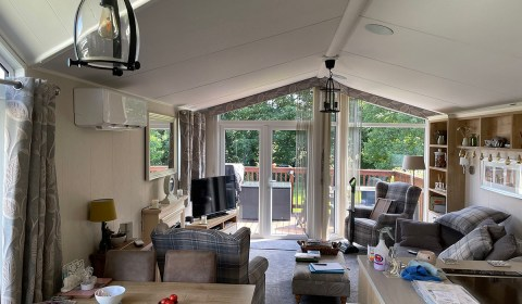 Willerby Lodge Caravan Air Conditioning Unit