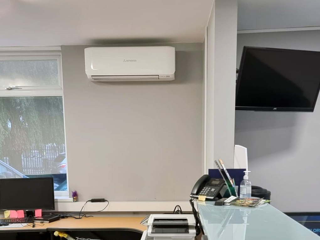 CARS of Grimsby air conditioning indoor unit