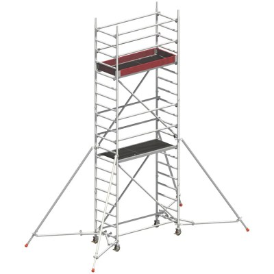 Torre móvil UniLigero de 4 metros de altura