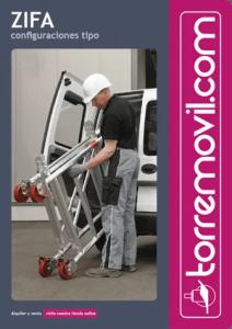 Información del modelo de andamio de aluminio Zifa de torremovil.com