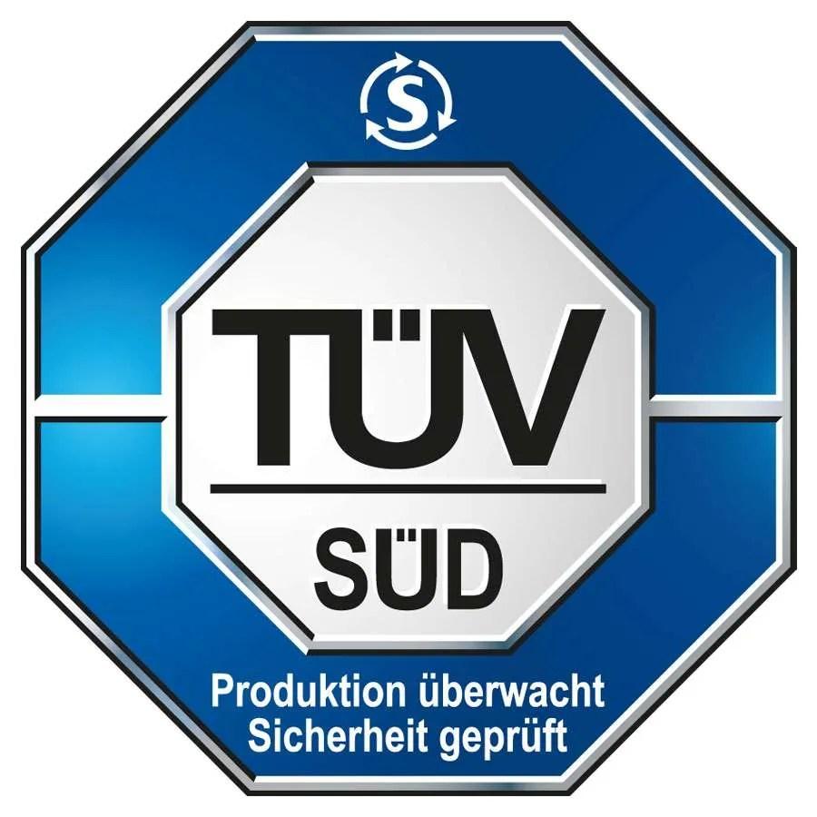 Logotipo TÜV