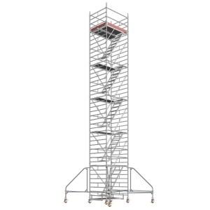 Torre móvil UniComfort de 10 metros de altura