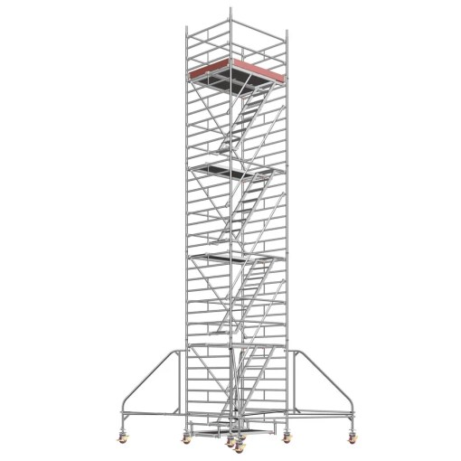 Torre móvil UniComfort de 8 metros de altura