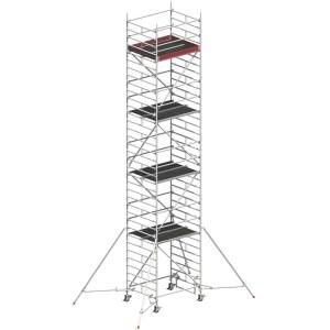 Torre móvil UniCompacto de 8 metros de altura