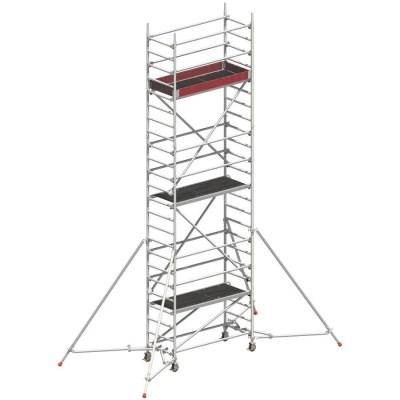 Torre móvil UniLigero de 5 metros de altura