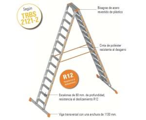 Escalera TOPIC 1043