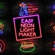 Easy Neon Lights Maker