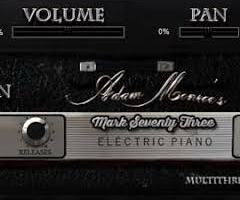 Adam Monroe Music Mark 73 Electric Piano