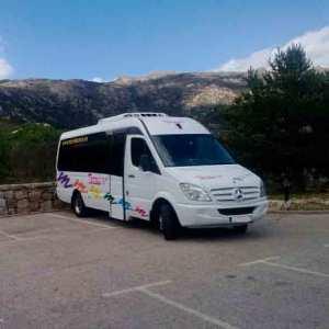 affitto affitto affitto miniautobus microbus miniautocar