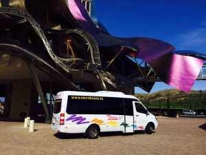 alquiler de minibuses en de 16 plazas sin conductor madrid