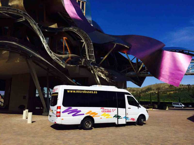 Minibus 16 plazas