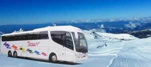 Bus, coach and minibus hire Madrid